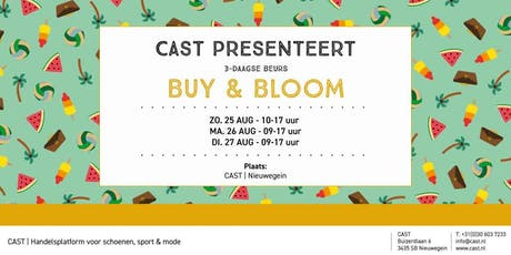 Buy&Bloom SS '20 tickets