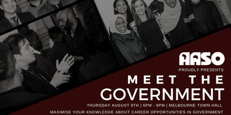 Meet the Government 2019 tickets