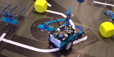 Info Session for Volunteers About Makex Robotic Competition billets
