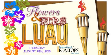 Flowers & Fire LUAU tickets