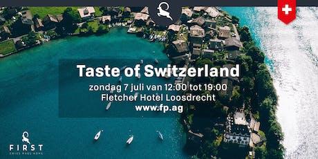 A Taste of Switzerland tickets