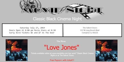 Classic Black Cinema Night
