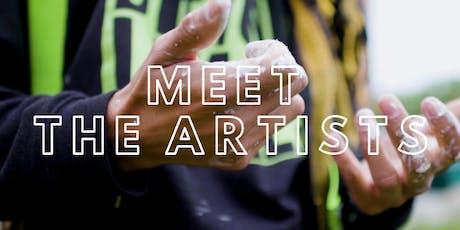 Meet the Artists tickets
