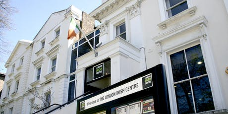 London Irish Centre Community Conversation tickets
