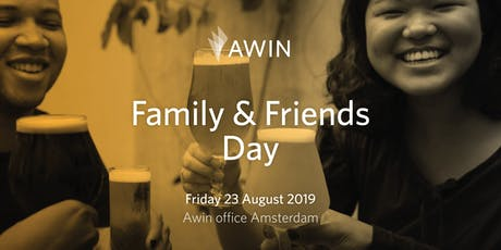 Awin Family & Friends Day  tickets