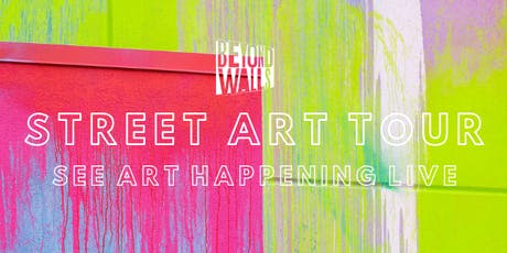 Guided Street Art Tour tickets