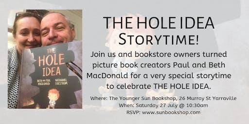 The Hole Idea Storytime