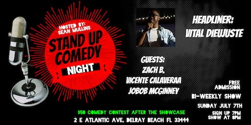 Comedy Night and Comedy Contest