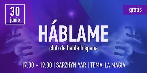 Club de habla hispana