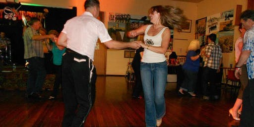 Learn to Dance Rockabilly - 4 Week Course (July 19 & 26th, Aug 2 & 9th)