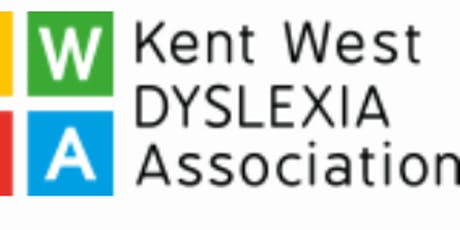 Kent West Dyslexia - Support Your Child through the Summer tickets