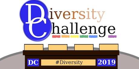 Diversity Challenge tickets