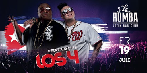 Los 4 live in München