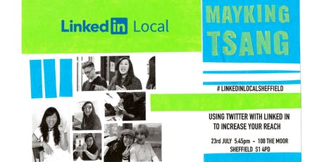 LinkedINlocal Sheffield Social July tickets