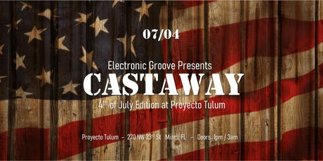 EG presents Castaway with Henry Saiz & Brian Cid tickets
