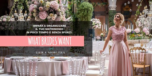 What Brides Want