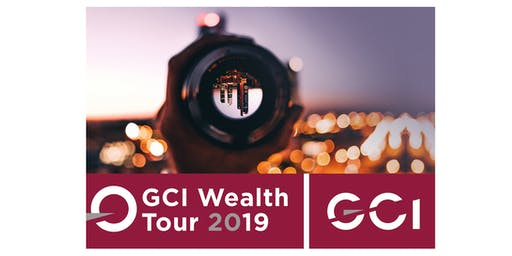 GCI Wealth Tour 2019 - Pretoria