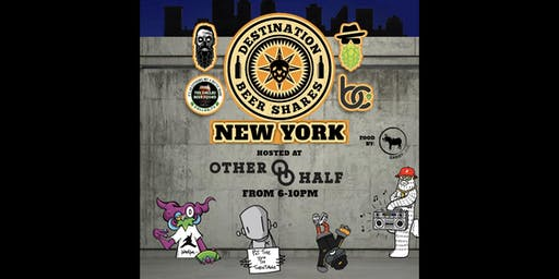 Destination Beer Shares: New York City