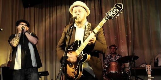 Vintage Rockin' Rhythm and Blues with JG and The Ultimates