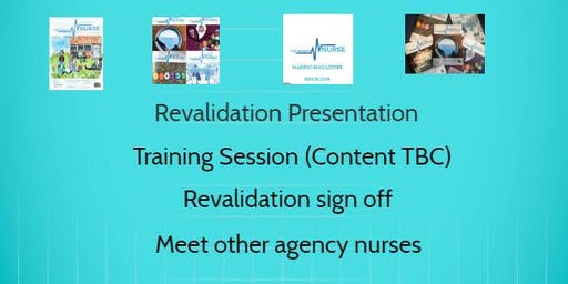 Revalidation Workshop - The Agency Nurse Magazine