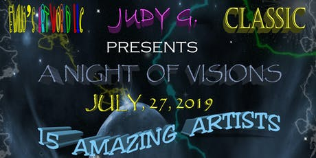 A Night Of Visions Silent Art Auction  tickets