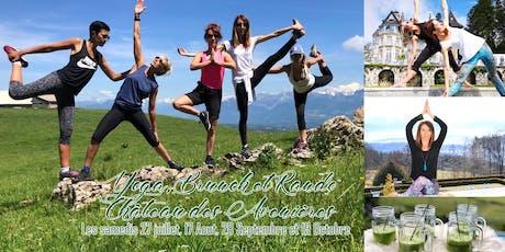 Yoga, Brunch & Randonnée tickets