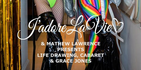 Life Drawing, Cabaret & Couture tickets