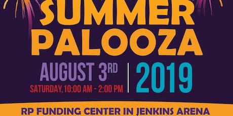 Summer Palooza 2019 tickets