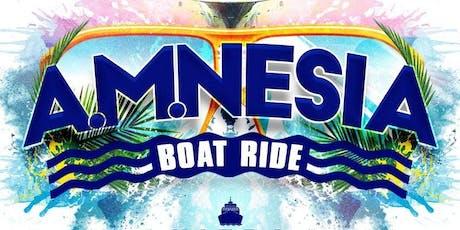 A.M.Nesia :: ULTRA All-Inclusive Boat Ride (7.7.19) tickets