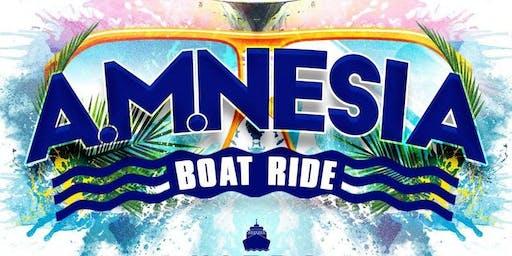 A.M.Nesia :: ULTRA All-Inclusive Boat Ride (7.7.19)