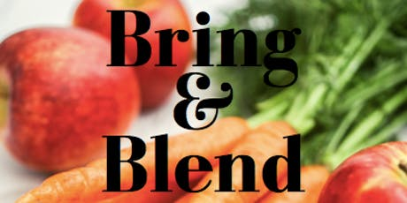 Baby Cook - Bring and Blend tickets