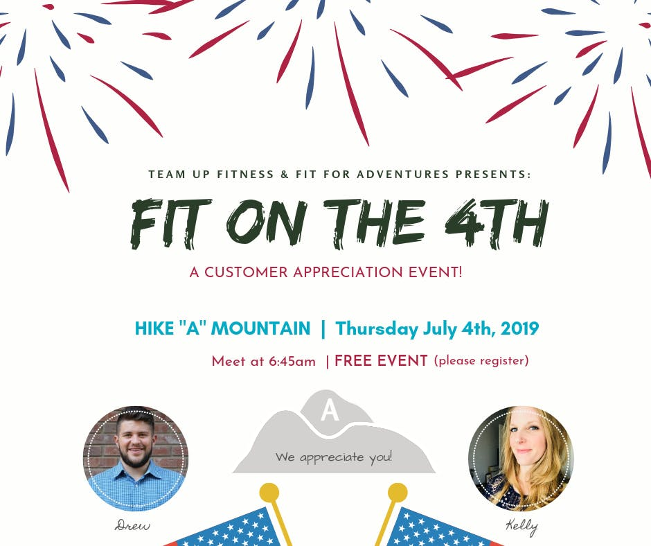 Fit on The 4th