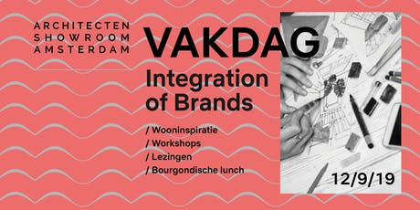 Vakdag 'Integration of Brands' tickets