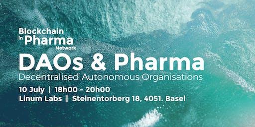 DAOs & Pharma