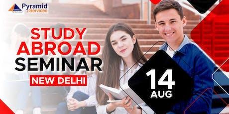 Study Abroad Seminar 2019 - New Delhi tickets