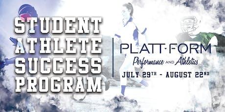 Student-Athlete Success Program tickets