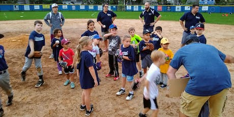 2019 Fall Baseball Clinics - Garwood Baseball League tickets