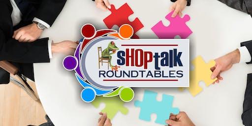 sHOPtalk HOP Roundtable Event - Akron