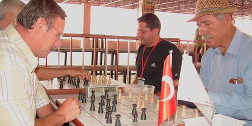 20. Uluslararası Türk Daması Şampiyonası - 20th International Turkish Draughts Championship