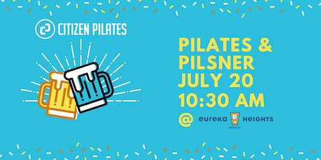 Pilates & Pilsner presented by Citizen Pilates tickets