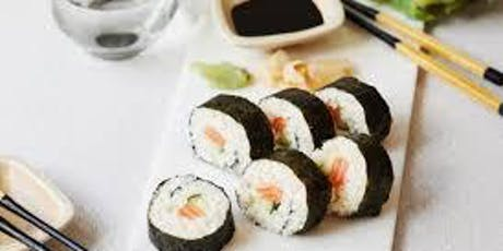 Parent/Child Series - Making Sushi tickets
