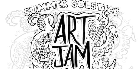 Art Jam 3 tickets