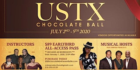 "2020 BIG TEXAS THROWDOWN ""CHOCOLATE BALL"" tickets"