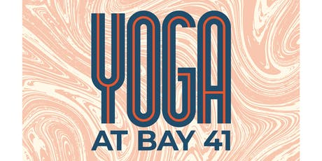 Yoga at Bay 41 tickets