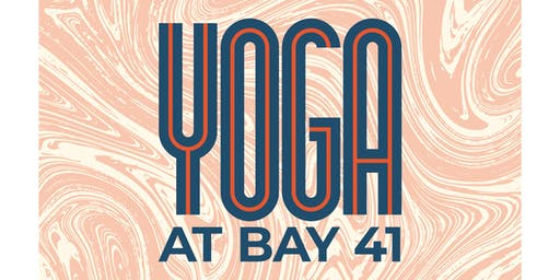 Yoga at Bay 41