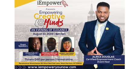 Empowering Creative Minds tickets