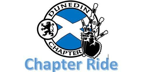 Chapter Ride - Tom Weir Statue - Balmaha
