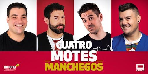 `` CUATRO MOTES MANCHEGOS´´  en SALAMANCA, SALA MUSIC FACTORY