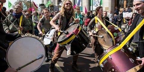 Samba Drumming Workshop