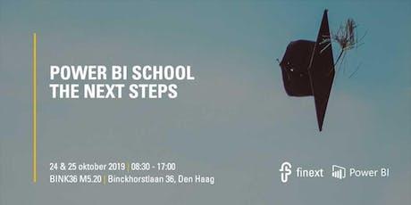 Power BI School | The Next Steps tickets